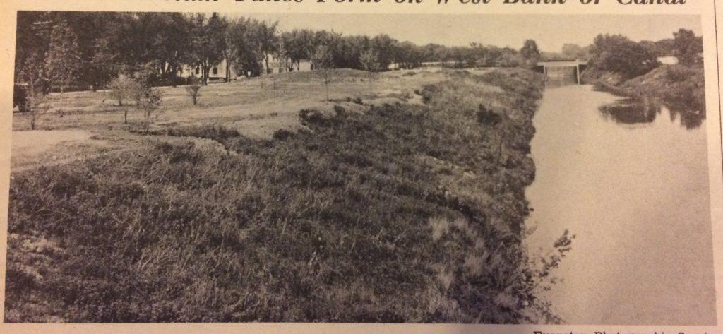 Ladd Arboretum in 1960