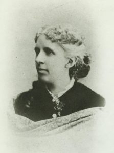 Photograph of Elizabeth Boynton Harbert in her earlier years