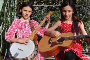 The Sullivan Sisters in 2015