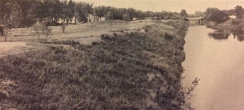 Arboretum circa 1960